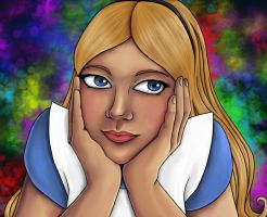 Disney Princess: Alice by Flamestaff