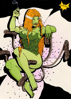 Poison Ivy - So natural by lone-wolf-boudin