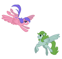 Medley and Firefly by Brah-J