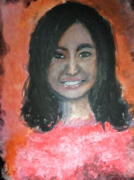 Painting Portrait by cheif2201