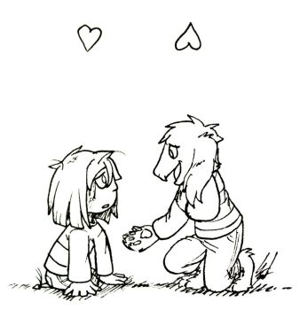 Inktober Day 30: Found by SilverSoo