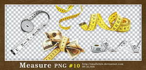 Measure PNG#10 by smallElnis