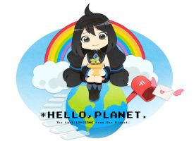 -UTAU- *Hello, Planet. by Keichan411