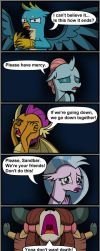 The Dark Labyrinth Page 1 by Rated-R-PonyStar