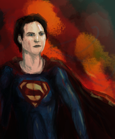 Superman by LyraAbyss