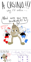 Cuphead: Caught by Psycie