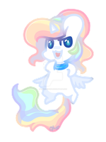 Musik Cloudy (Commission 1/2) by Oliver-Ghost