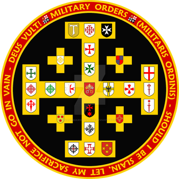 MILITARY ORDERS LOGO by williammarshalstore