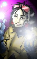 Jubilee :colored: by Yaoi-Bear