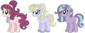 (OPEN!) Random MLP shipping adopts by Green-Night-Studios