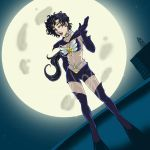 Sailor Star Fighter by TerriTheSketcher