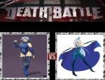 Request #69 Killer Frost vs Icy by LukeAlanBundesen