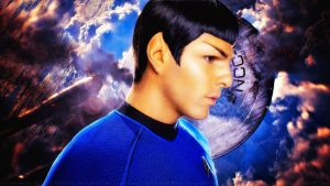 Zachary Quinto Spock III by Dave-Daring