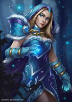 Crystal Maiden by Aviastha