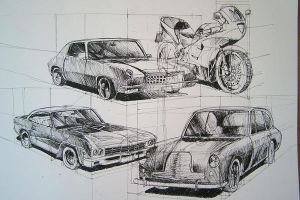 Cars by Ancreathe