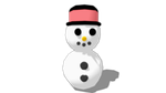 Snowman Snowly Download by AnjuSendo