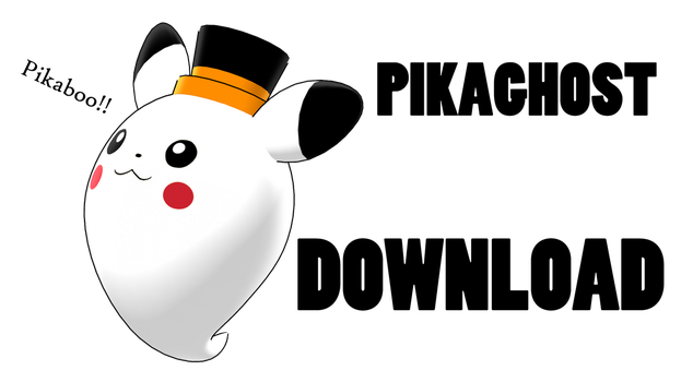 Pika Ghost DOWNLOAD DL by HoshichoM