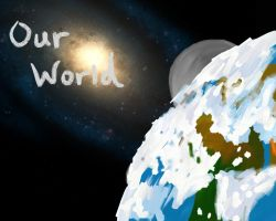 Our World by Drachis