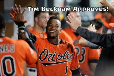 Tim Beckham Approves by KneelB4Zod71