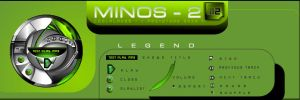 minos2 -coolplayerskin concept by blue2x