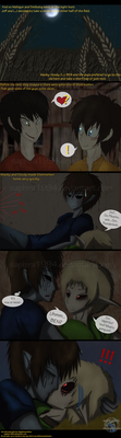 Adventures With Jeff The Killer - PAGE 122 by Sapphiresenthiss