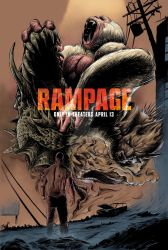 Rampage the rumble title