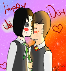 Happy Valentine`s Day *_* by VavA-Felsenheimer