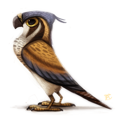 Daily Painting 614# Sidhe - Siobhan by Cryptid-Creations