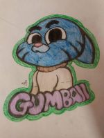 gumball by pokeyinmypocket