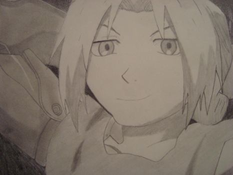 Edward Elric by NaturalAcoustic