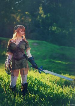 The Legend of Zelda - 02 - Hyrule Fields by beethy