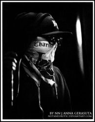 Charlie Scene of Hollywood Undead by NutaNeurotic