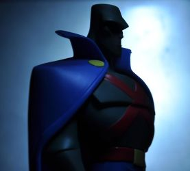 Martian Manhunter by PrometheanPenguin