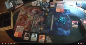Skirmish Unboxing Video by Dreamkeepers