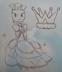 Pwincess by Showlover