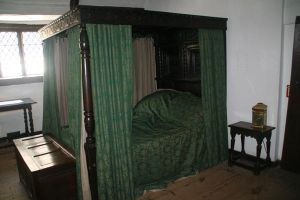 Tester Bed by witchfinder-stock