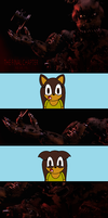 My Reaction to FNAF 4 by AquaAurora97