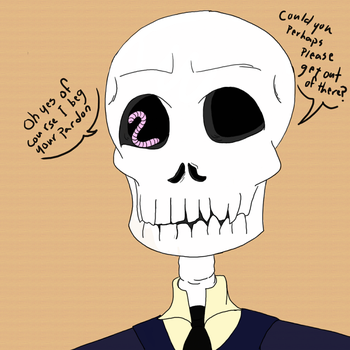 Bone-daddy by IkuVitaminwater