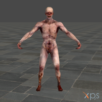 Killing Floor 2 Clot for XPS by SaltPowered