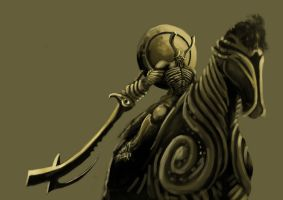 odin WIP 3 by unded