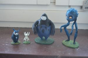Ori family- 3D prints by Bjekkergauken