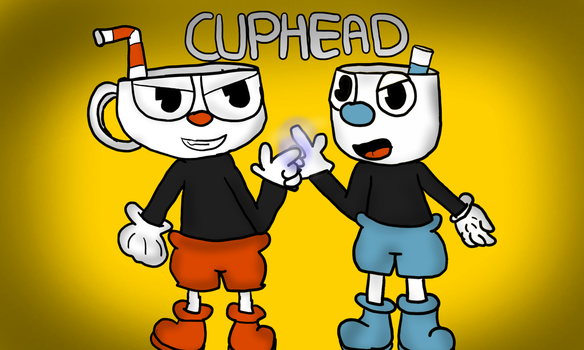Cupehad by ladessinatrice2017