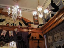 Halloween Crows at Disneyland by Gothscifigirl