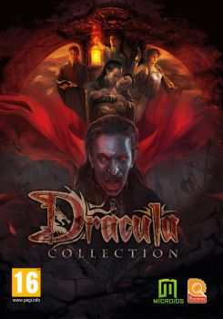'DRACULA: Collection' MICROIDS (OfficialCoverArt) by Chris-Darril