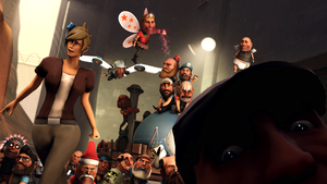 [SFM]PootisArmy by Happich
