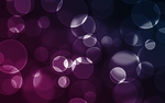 Bokeh Light Bubbles Wallpaper by alexesn