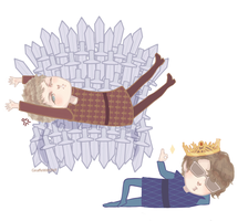 Lannisters by GiraffeWithTNT