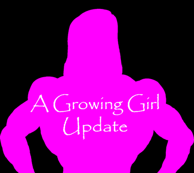 A Growing Girl v2 by A-Sea-Lion