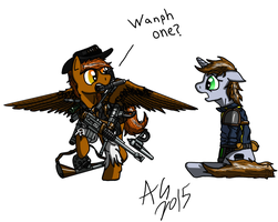 Wanph one? by AviatorGriffin