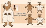 Custom for ObviousDoggo! (TRADE) by TickTockTimepiece